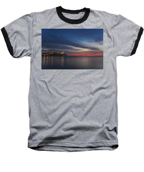 Baseball T-Shirt featuring the photograph Jaffa On Ice by Ron Shoshani