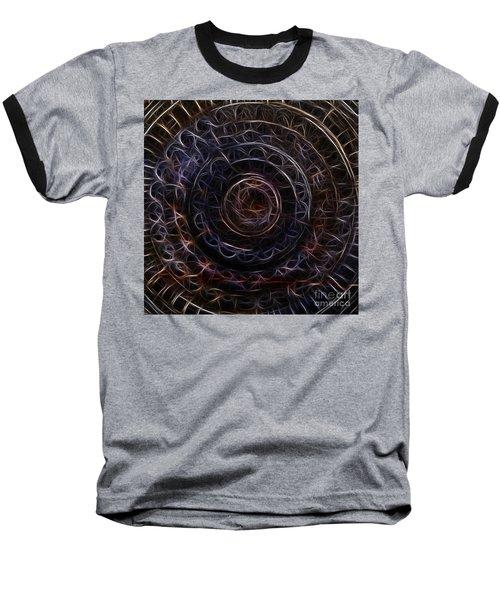 Jain Spiral Baseball T-Shirt