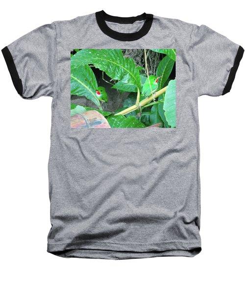 Jamaican Toadies Baseball T-Shirt