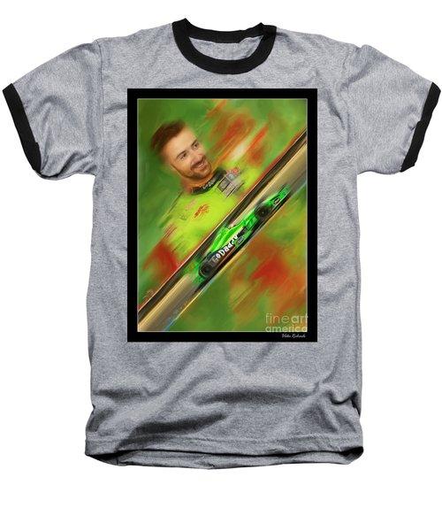 James Hinchcliffe Baseball T-Shirt