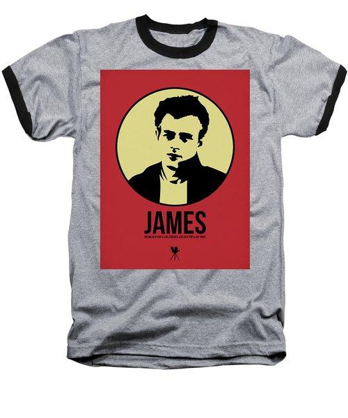 James Poster 2 Baseball T-Shirt