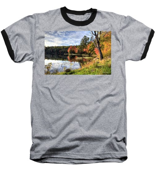 Jamie's Pond Baseball T-Shirt
