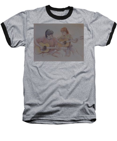 Jamin Baseball T-Shirt