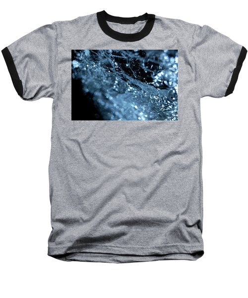 Baseball T-Shirt featuring the photograph Jammer Abstract 006 by First Star Art