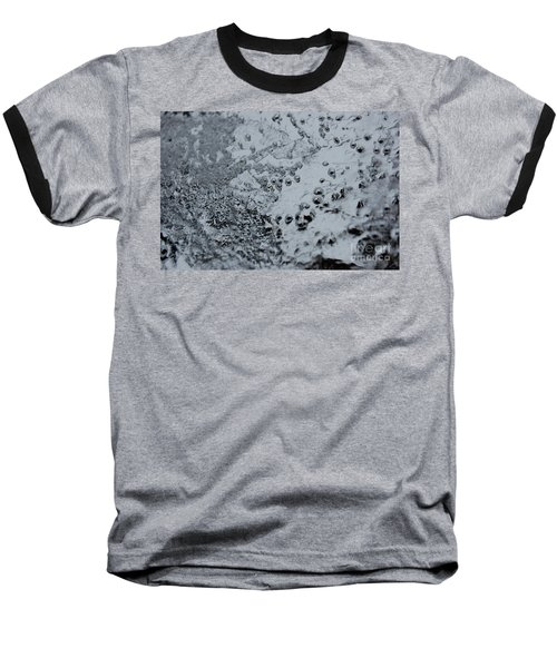 Baseball T-Shirt featuring the photograph Jammer Abstract 008 by First Star Art