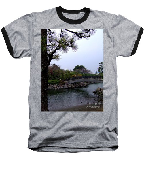 Baseball T-Shirt featuring the photograph Japan by Andrea Anderegg