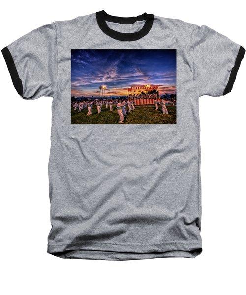 Japanese Bon Adori Festival Baseball T-Shirt