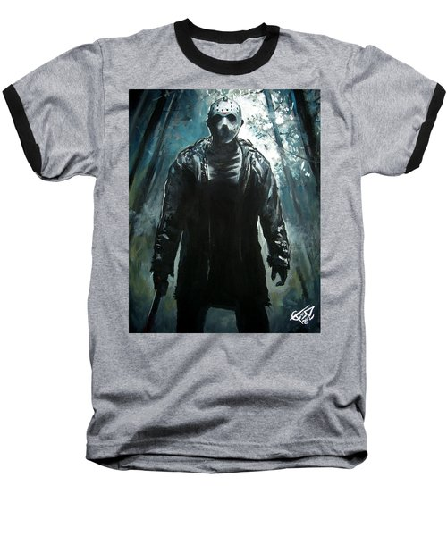 Jason Baseball T-Shirt