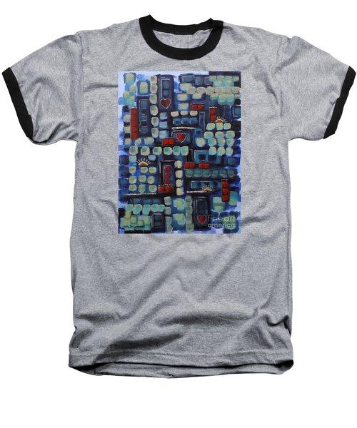 Jazzy Love Baseball T-Shirt