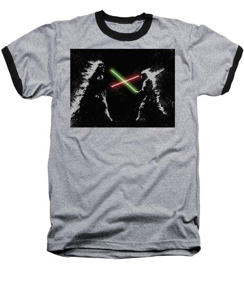 Jedi Duel Baseball T-Shirt