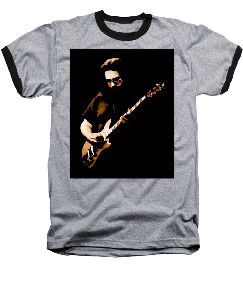 Jerry And His Guitar Baseball T-Shirt