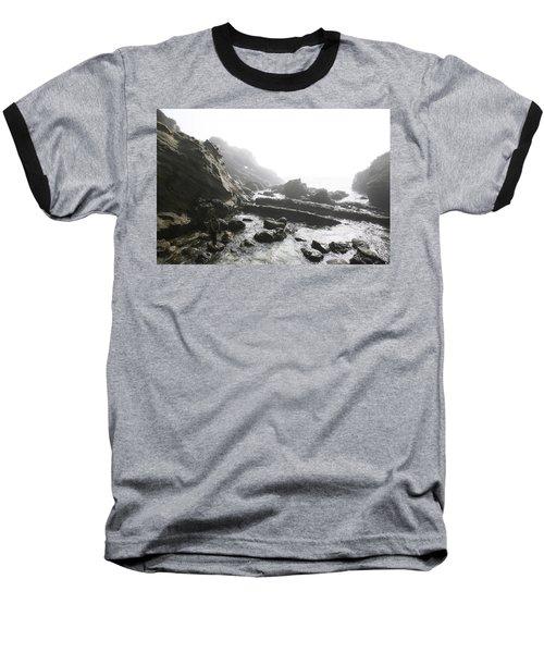 Jesus Christ In Angel Mist Baseball T-Shirt