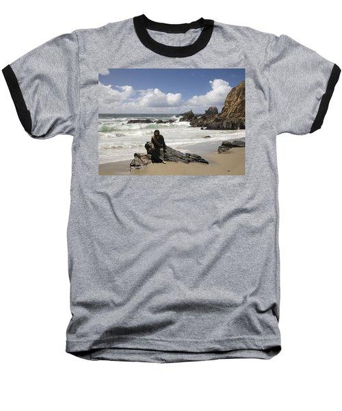 Jesus Christ- Make Time For Me I Miss You Baseball T-Shirt