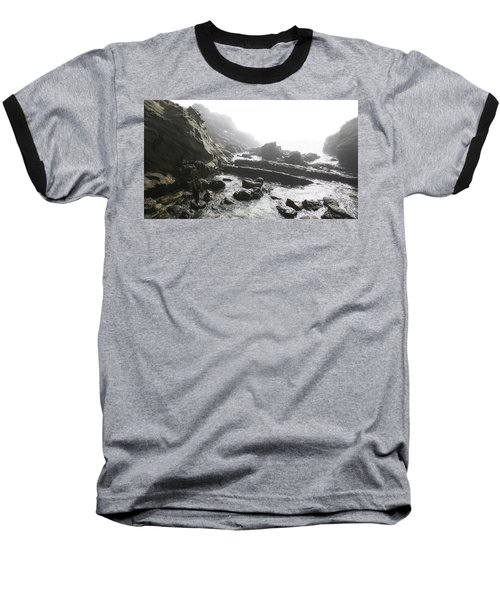 Jesus Christ- Walking Among Angel Mist Baseball T-Shirt