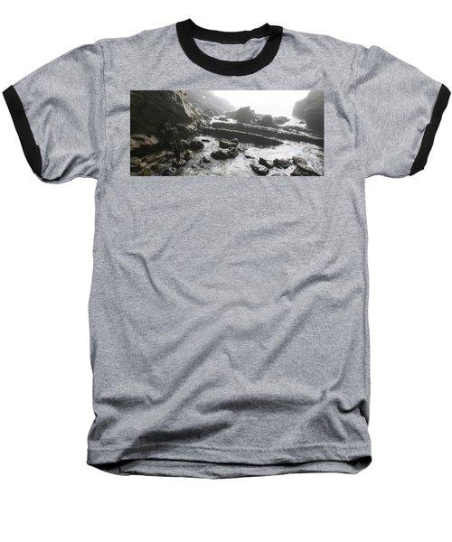 Jesus Christ- Walking With Angels Baseball T-Shirt