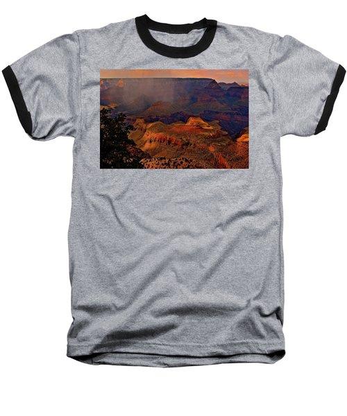 Jewel Of The Grand Canyon Baseball T-Shirt by Jim Hogg