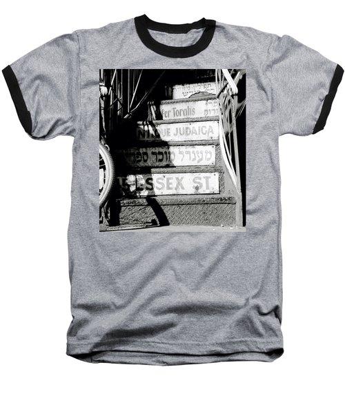 Jewish New York Baseball T-Shirt