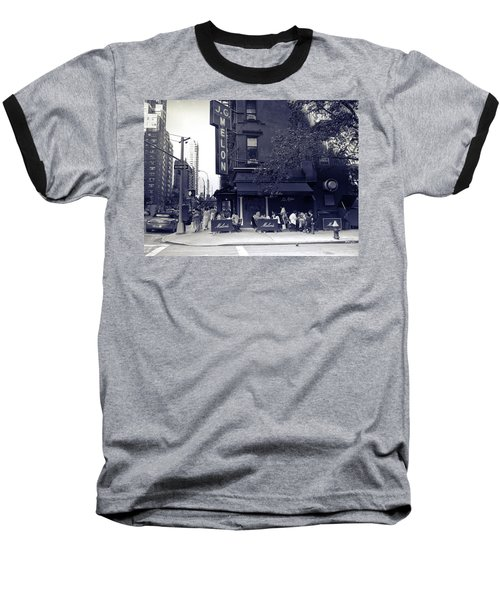 J.g. Melon - Manhattan  Baseball T-Shirt by Madeline Ellis
