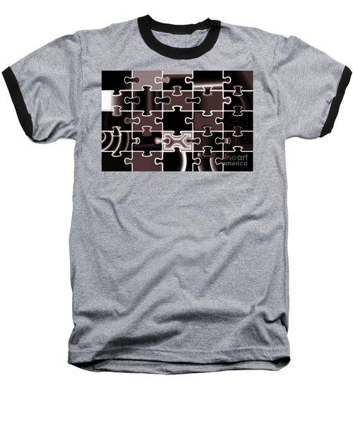 Jig Saws Baseball T-Shirt