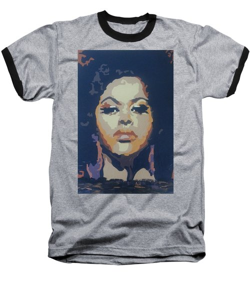 Jill Scott Baseball T-Shirt