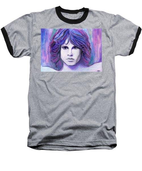 Jim Morrison Baseball T-Shirt