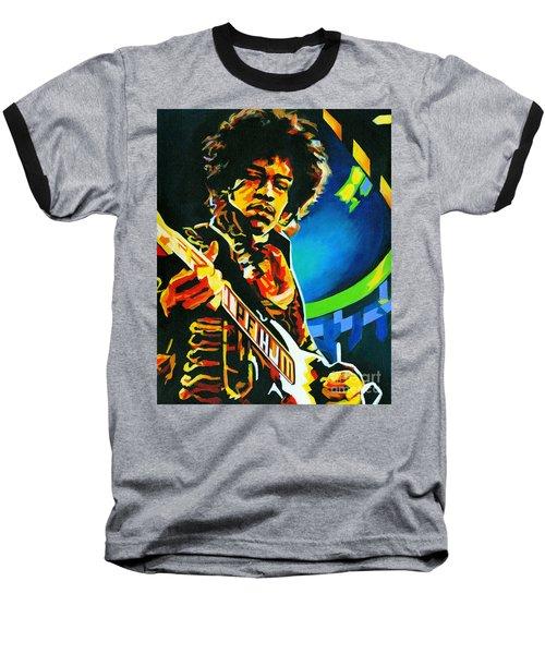 Bold As Love. Jimi Hendrix  Baseball T-Shirt