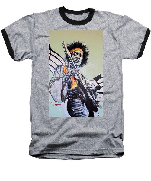 Jimi Baseball T-Shirt