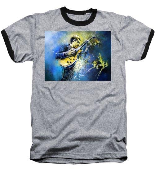 Joe Bonamassa 01 Baseball T-Shirt