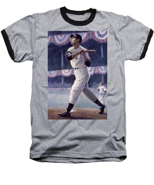 Joe Dimaggio Baseball T-Shirt