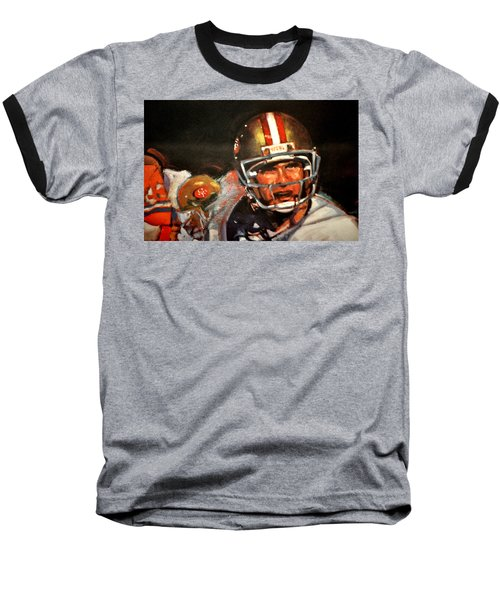 Joe Montana Baseball T-Shirt