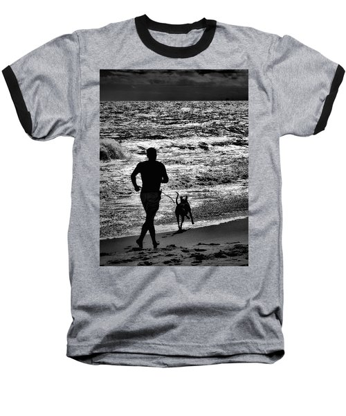 Joggin Wit Dad Baseball T-Shirt