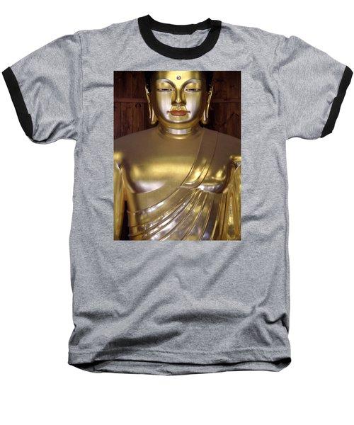 Jogyesa Buddha Baseball T-Shirt