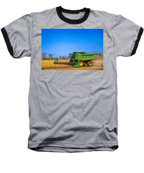John Deere 9770 Baseball T-Shirt