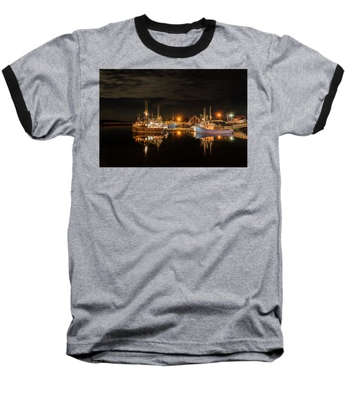 John's Cove Reflections - Revisited Baseball T-Shirt