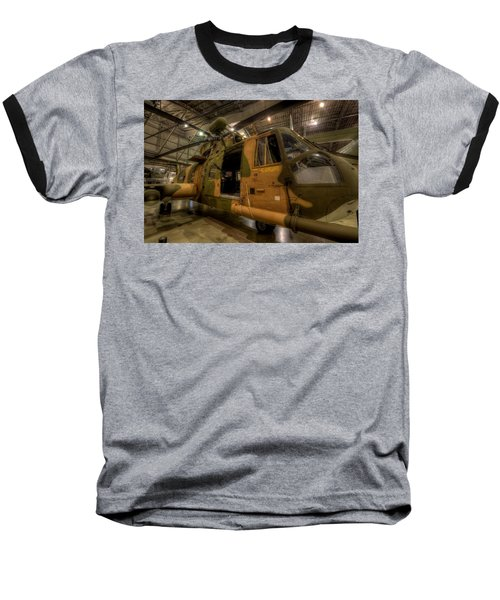 Jolly Green Hh-3e Rescue Baseball T-Shirt