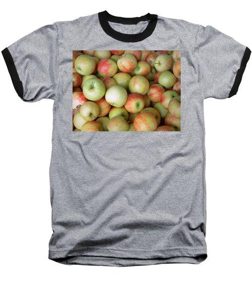 Jonagold Apples Baseball T-Shirt by Joseph Skompski