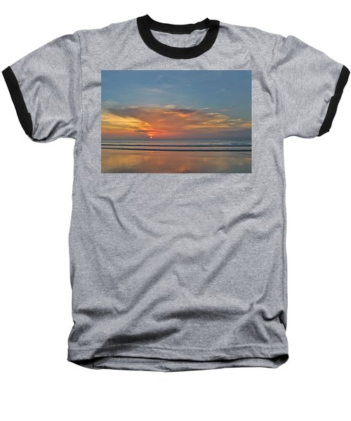 Jordan's First Sunrise Baseball T-Shirt