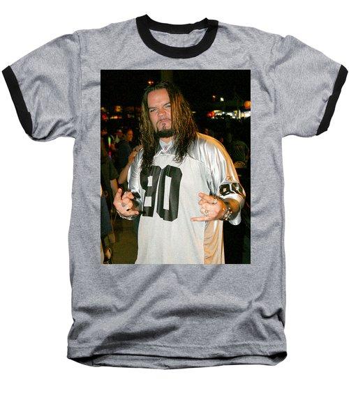 Baseball T-Shirt featuring the photograph Josey Scott by Don Olea