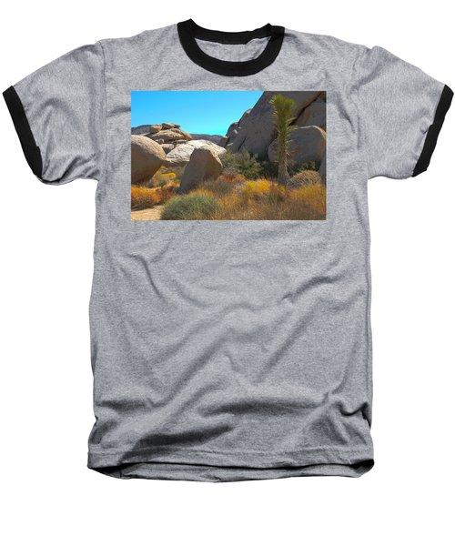 Joshua Tree National Park Baseball T-Shirt