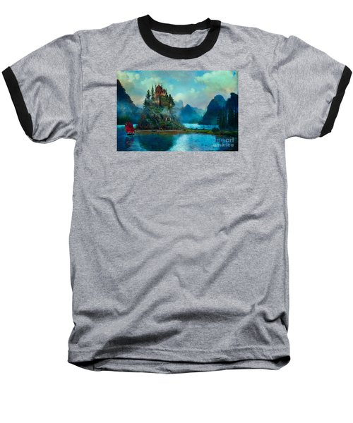 Journeys End Baseball T-Shirt by Aimee Stewart