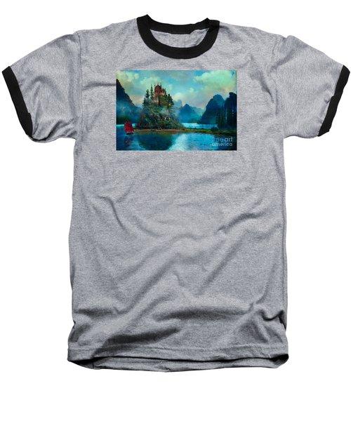 Journeys End Baseball T-Shirt