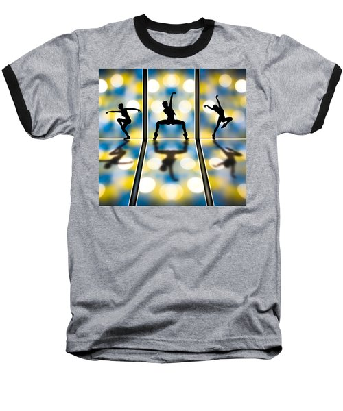 Joy Of Movement Baseball T-Shirt