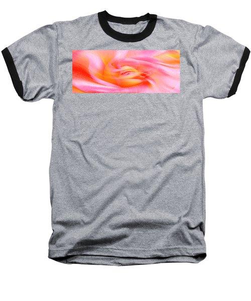 Joy - Rose Baseball T-Shirt