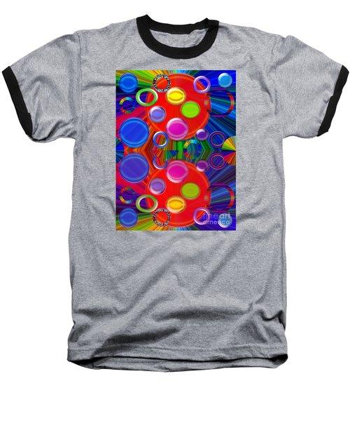 Baseball T-Shirt featuring the photograph Joyous by Tina M Wenger