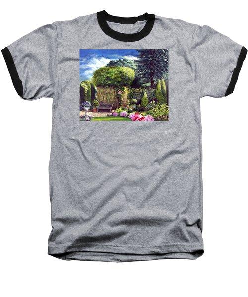 Joy's Garden Baseball T-Shirt
