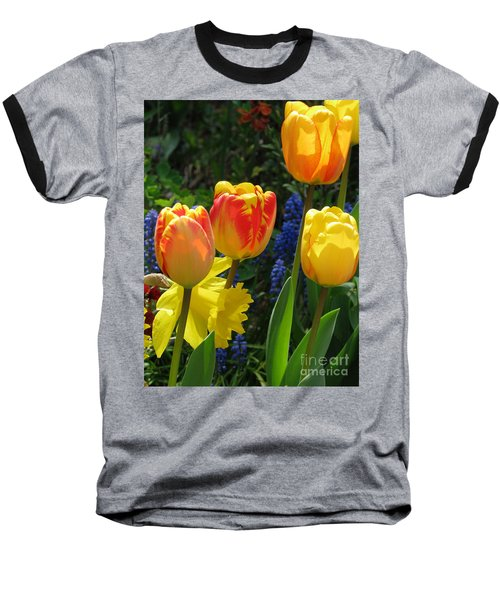 Baseball T-Shirt featuring the photograph Jubilance by Rory Sagner