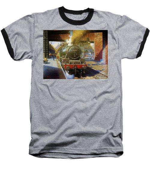 Jubilee 4.6.0 At Liverpool Lime Street. Baseball T-Shirt