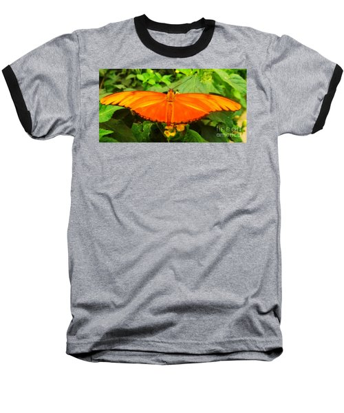 Baseball T-Shirt featuring the photograph Julia by Clare Bevan