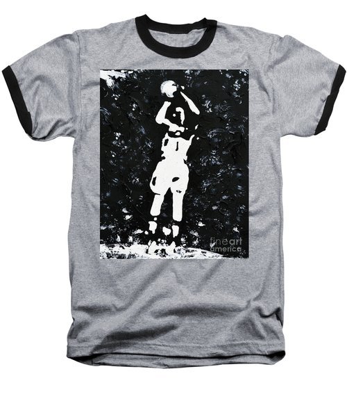 Jump Shot Baseball T-Shirt