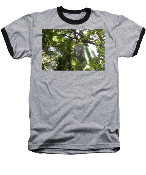 Jungle Canopy Baseball T-Shirt